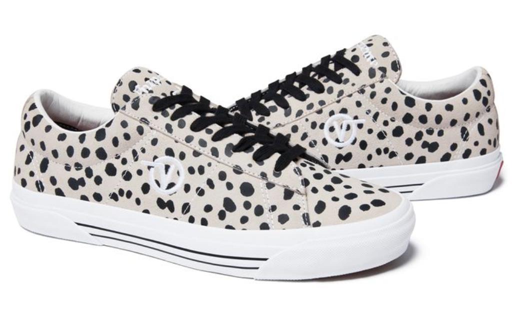 Vans x Supreme Sid Pro Dalmatian