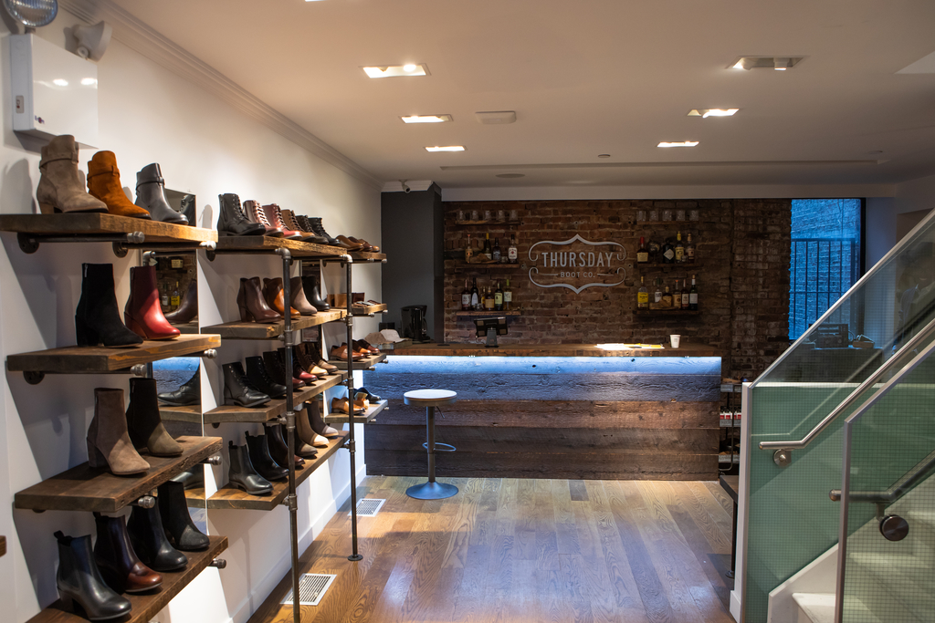 Thursday Boot Co. store