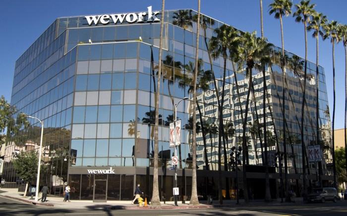 WeWork, Los Angeles