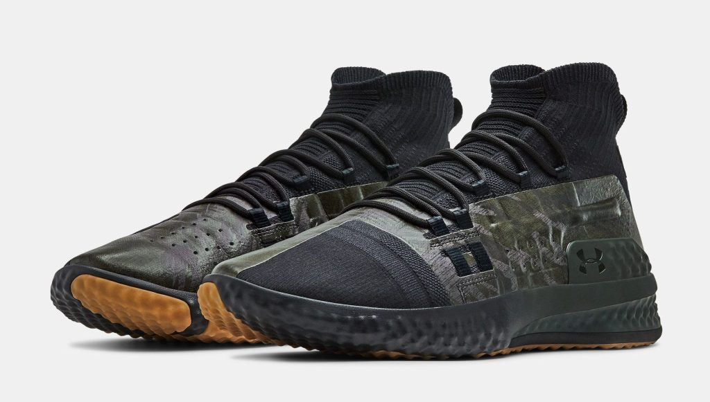 Under Armour Project Rock 1 'Veteran's Day' 3020788-002