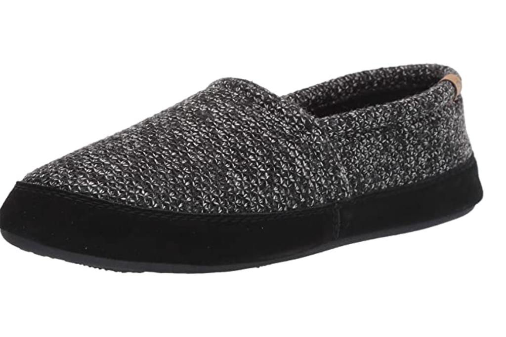 acorn slippers, best mens slippers, slippers