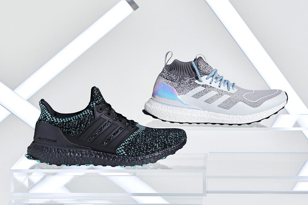 Adidas Ultra Boost 1.0 Dark Granite Light Granite