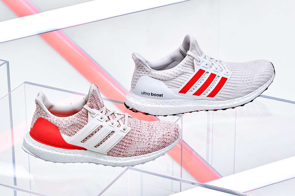 Adidas Ultra Boost 1.0 Laser Red