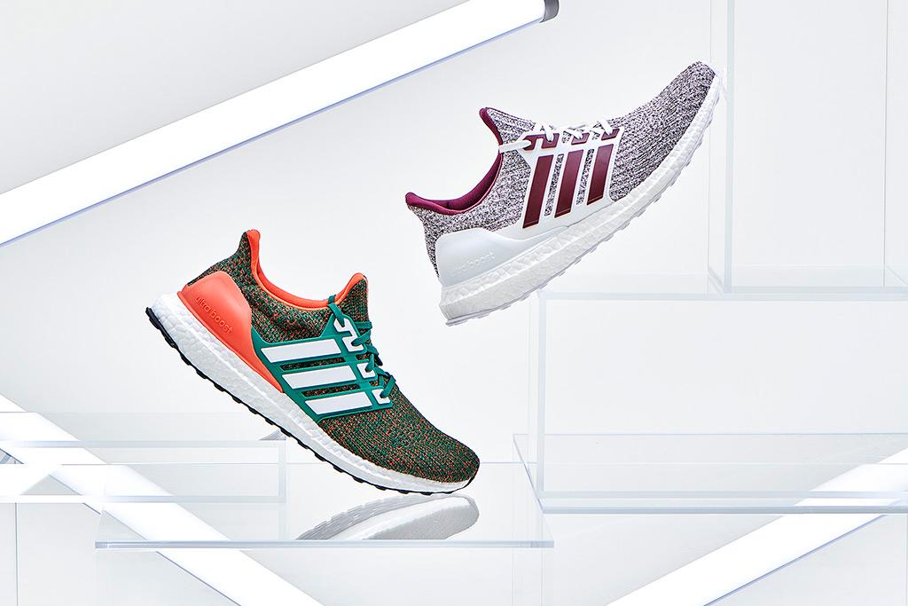 Adidas Ultra Boost 1.0 The U Gig'em