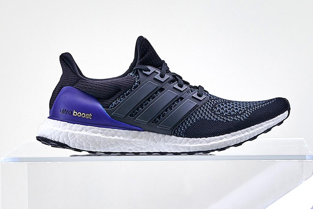 "Adidas Ultra Boost 1.0 ""Black/Purple"""