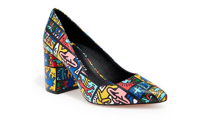 Keith Haring x AO Demetra Heel