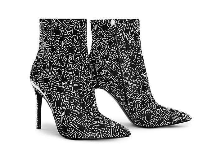 Keith Haring x AO Razi Bootie
