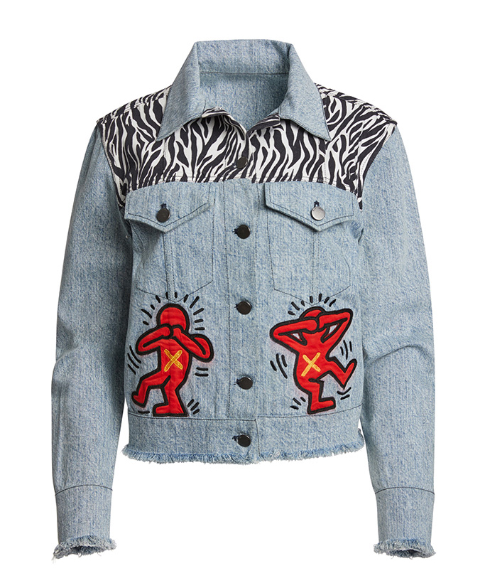 Keith Haring x AO Rumor Jacket