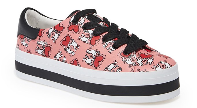 Keith Haring x AO Ezra Sneaker