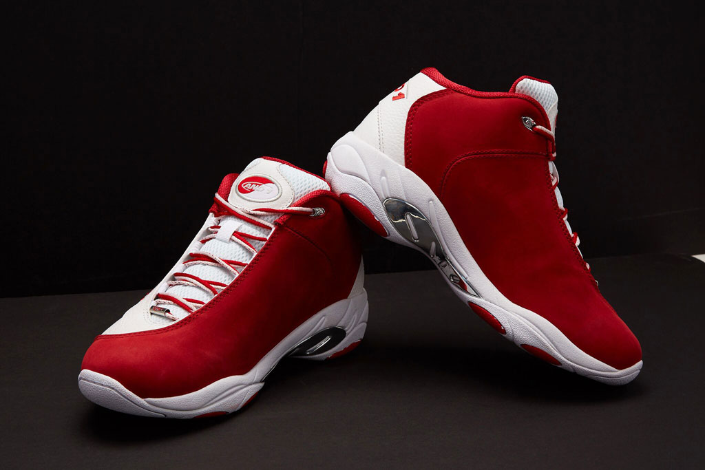And1 Rereleases Tai Chi Shoes, Kevin