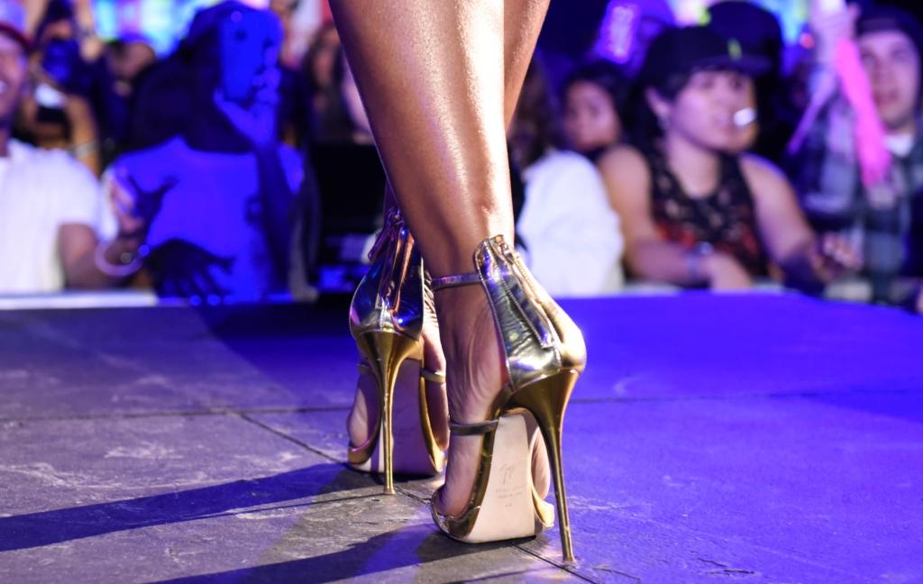 Giuseppe Zanotti Harmony sandals, ashanti