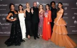 Jessica Alba, Jenna Dewan, Kelly Sawyer,