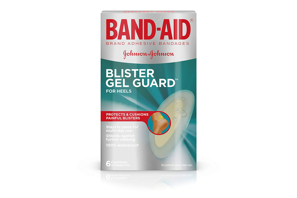 Band-Aid Blister Protection