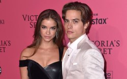 Barbara Palvin, Dylan Sprouse, VSFS, Victoria's