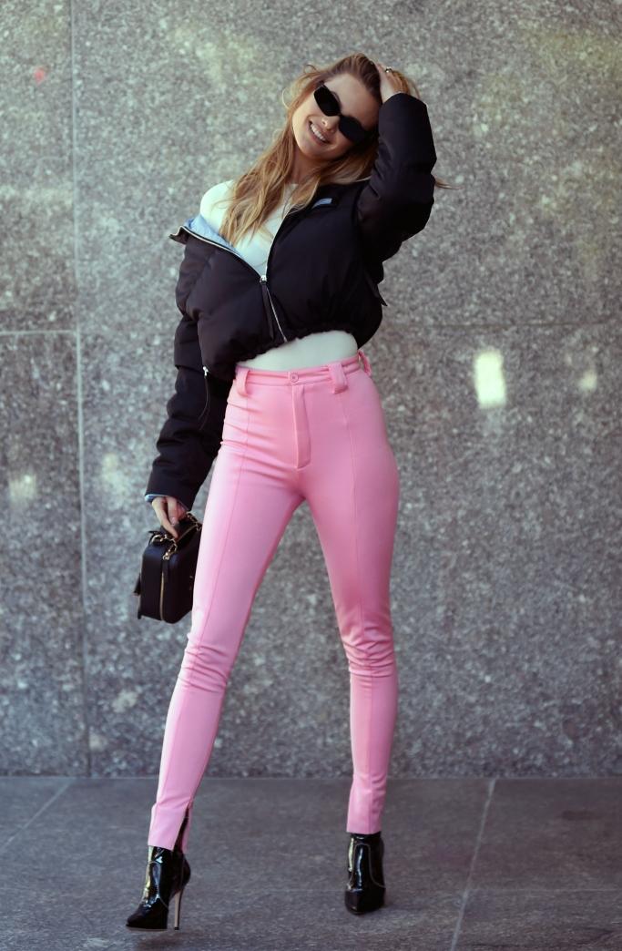 Behati Prinsloo, victoria's secret fashion show