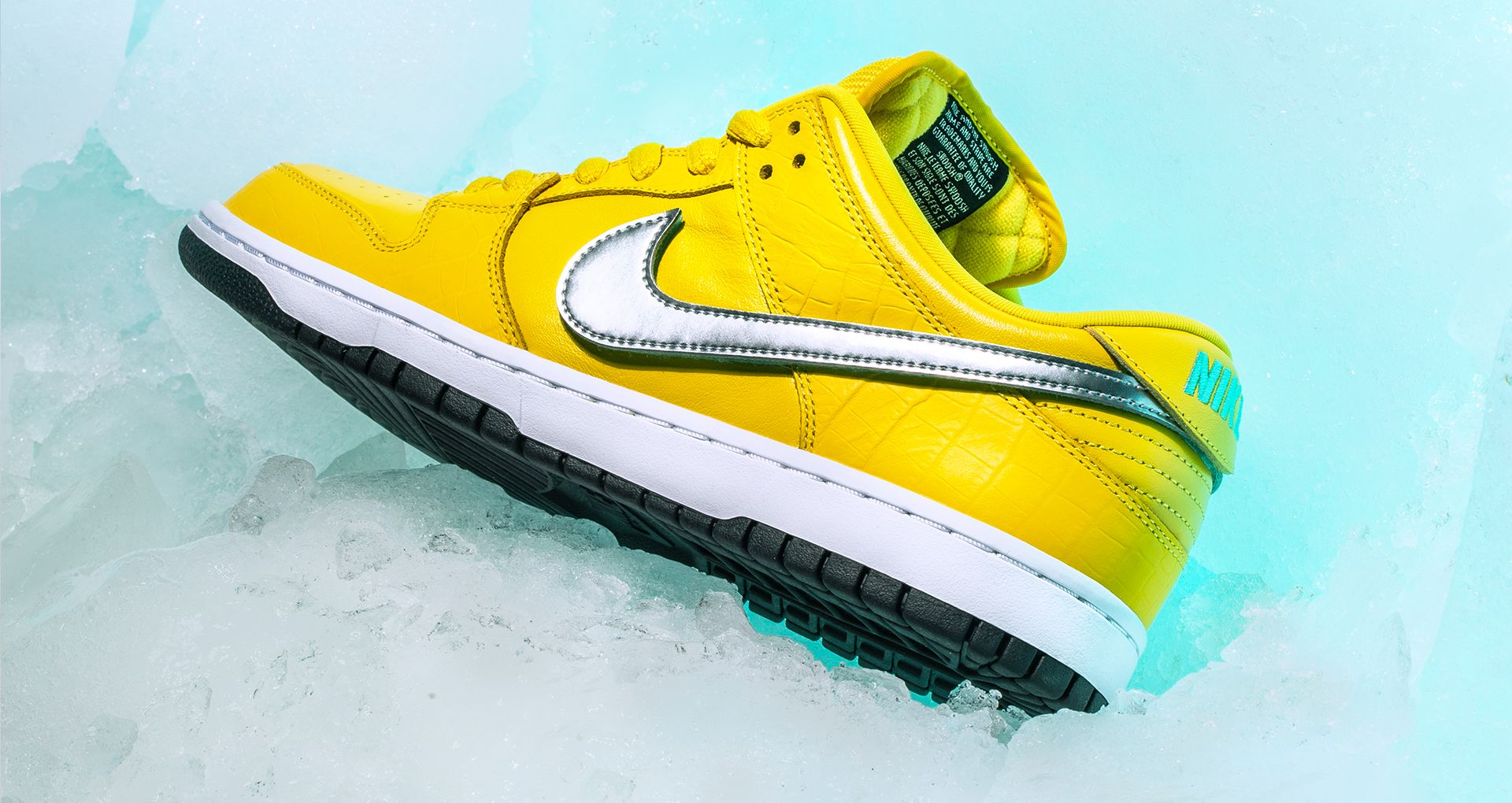 Why Nike SB Dunk Low's 'Canary' Yellow
