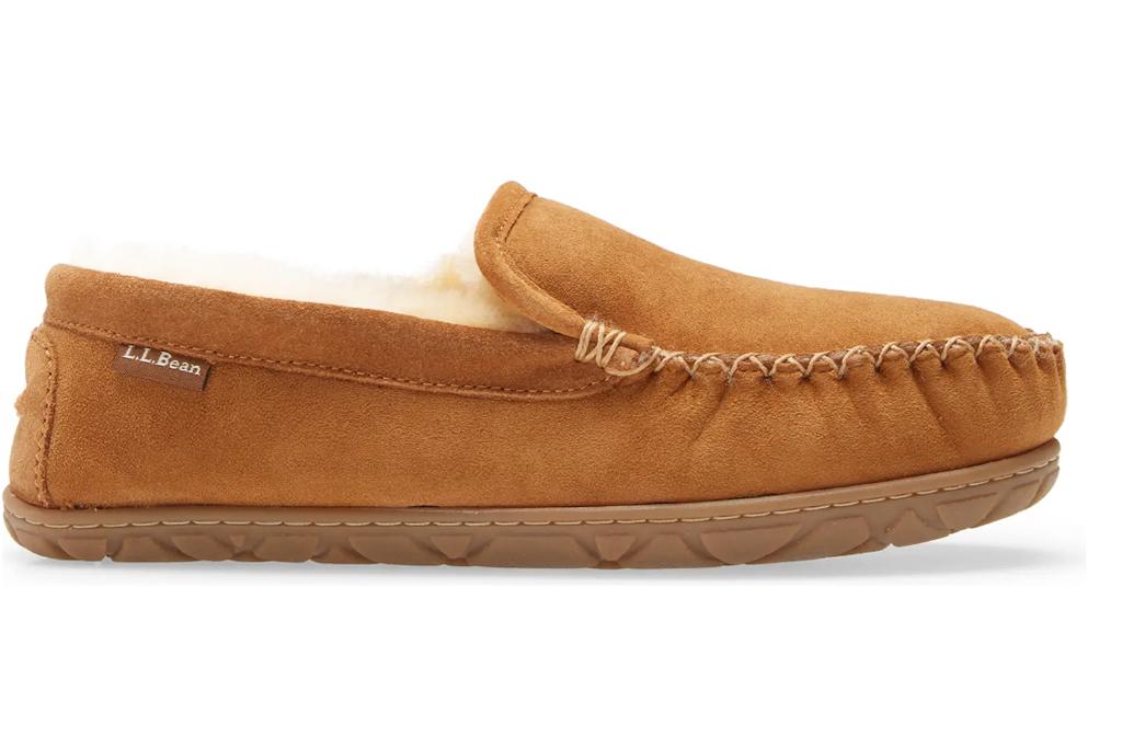 best mens slippers, slippers, l.l. bean slippers