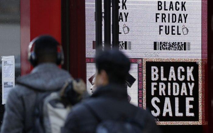 black friday sales shopping