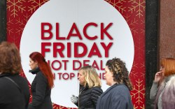 black friday deals shopping