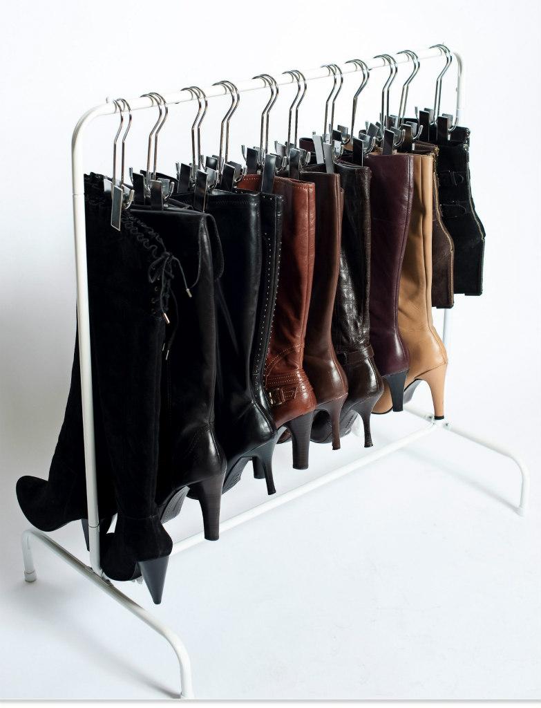 boottique, boot rack