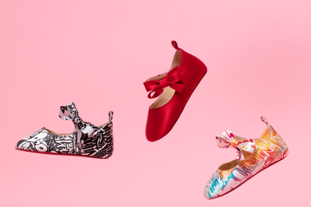 Christian Louboutin Launches a Limited