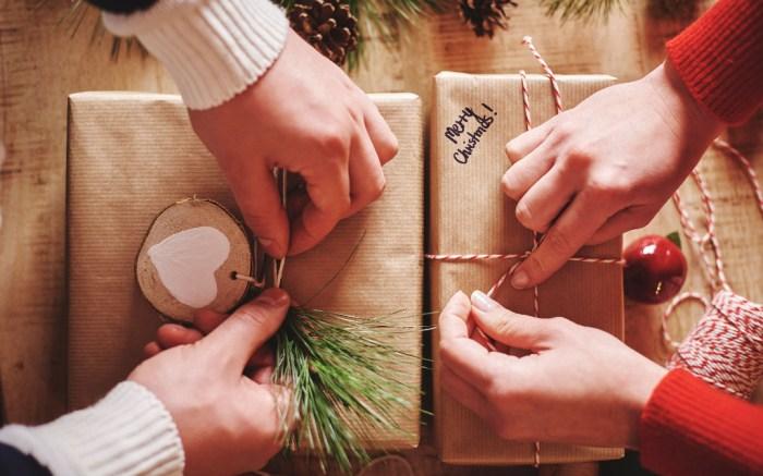 Christmas Holiday Presents