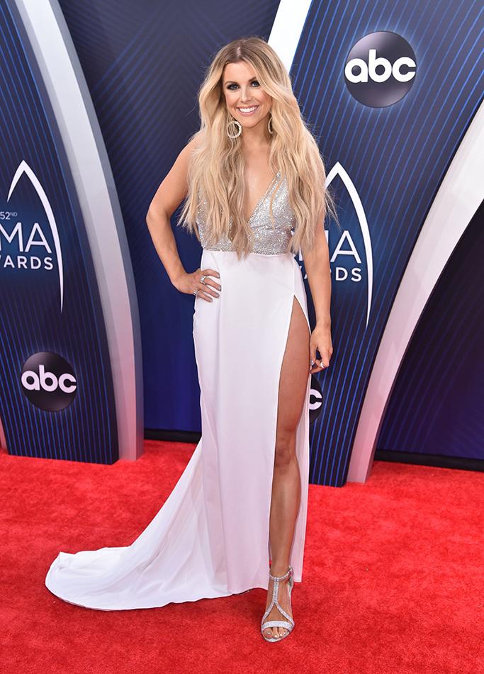 Lindsay Ell52nd Annual CMA Awards, Arrivals, Nashville, USA - 14 Nov 2018