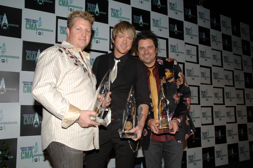 rascal flatts, country music awards association