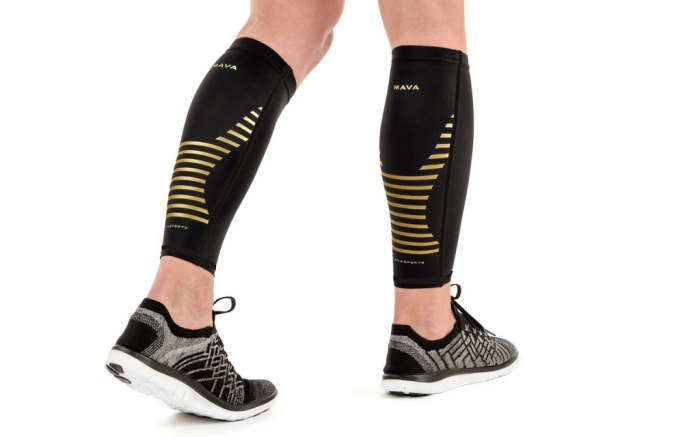 Mava Sports Calf Sleeves