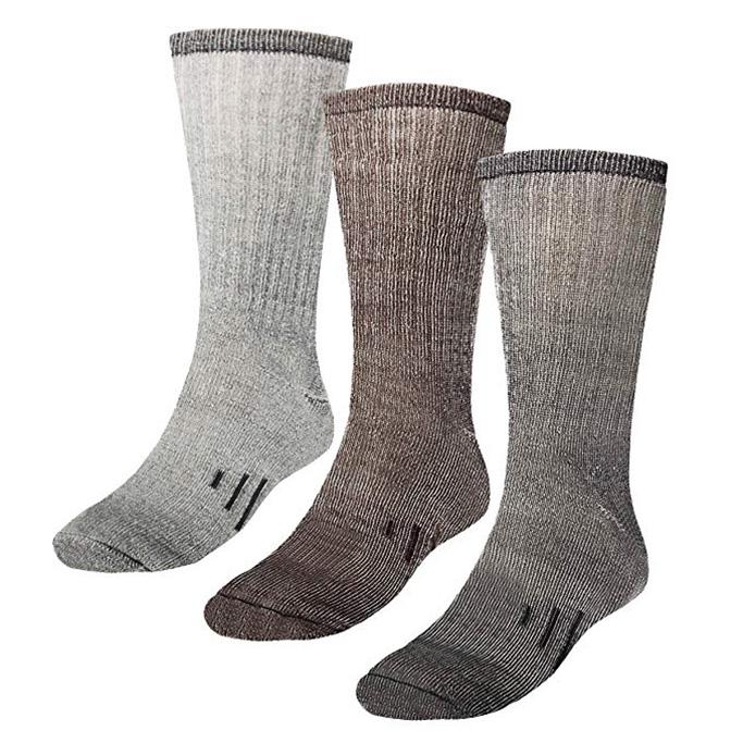 DG Hill 80% Merino Wool Socks