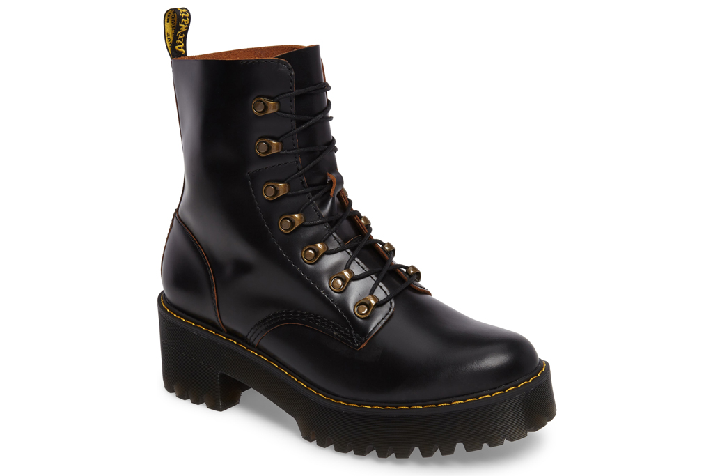 Leona Heeled Boot, dr. martens, doc martens, nordstrom