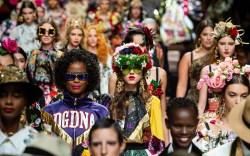 Dolce & Gabbana Spring 2019 show