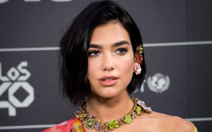 Dua Lipa, Los40 Music Awards