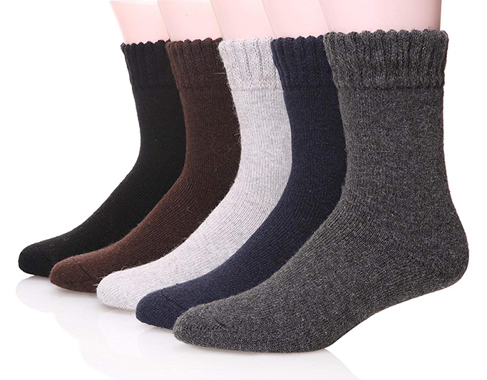 Embore Mens Wool Socks