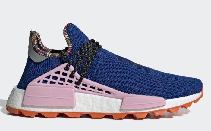 Pharrell x Adidas Hu NMD 'Inspiration' Pack EE7579