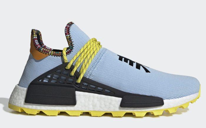 Pharrell x Adidas Hu NMD 'Inspiration' Pack EE7581