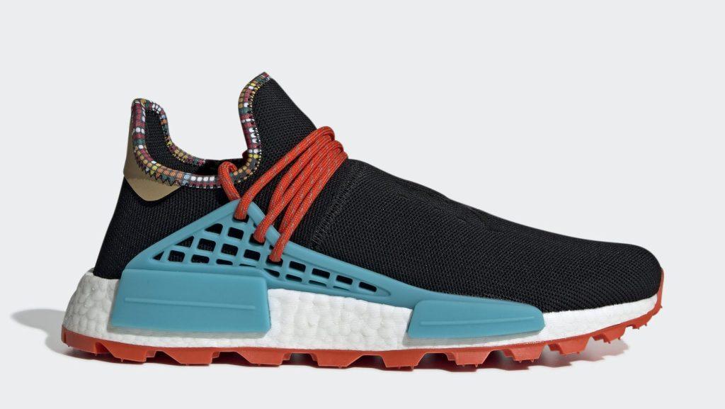 Pharrell x Adidas Hu NMD 'Inspiration' Pack EE7582