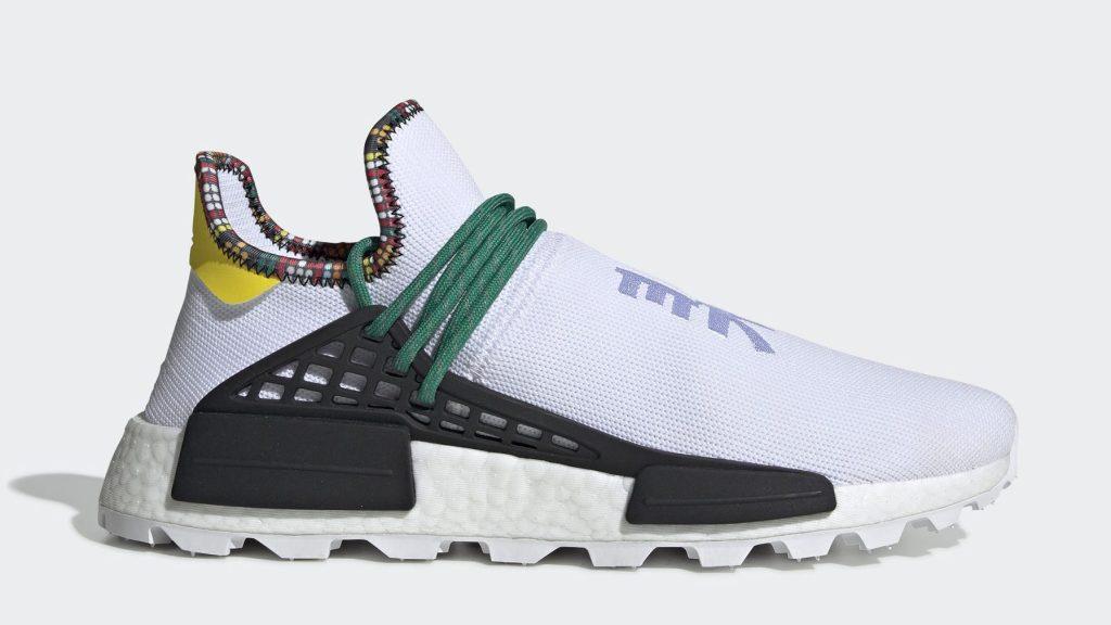 Pharrell x Adidas Hu NMD 'Inspiration' Pack EE7583