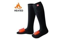 Global Vasion electric heated socks on