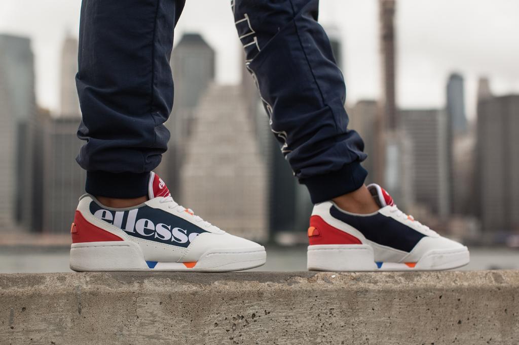 Ellesse Sportswear Brand Returns to