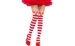 Leg Avenue Women's Rudolph Reindeer Pantyhose