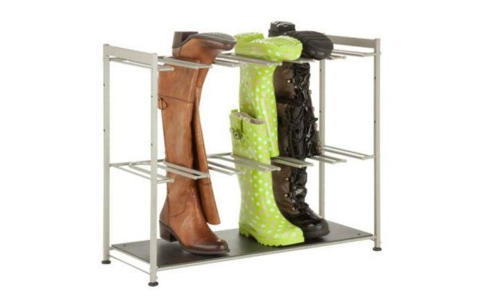 honey can do, boot rack