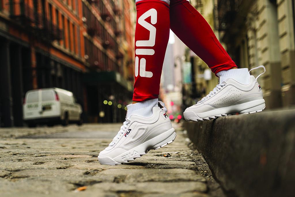 Fila Disruptor 2: FNAA 2018 Shoe of the
