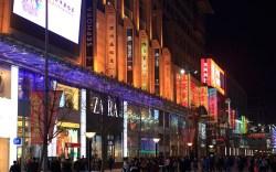 Luxury retail in Asia