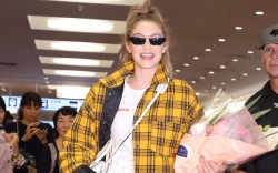 Celebrity Airport Style to Inspire Your