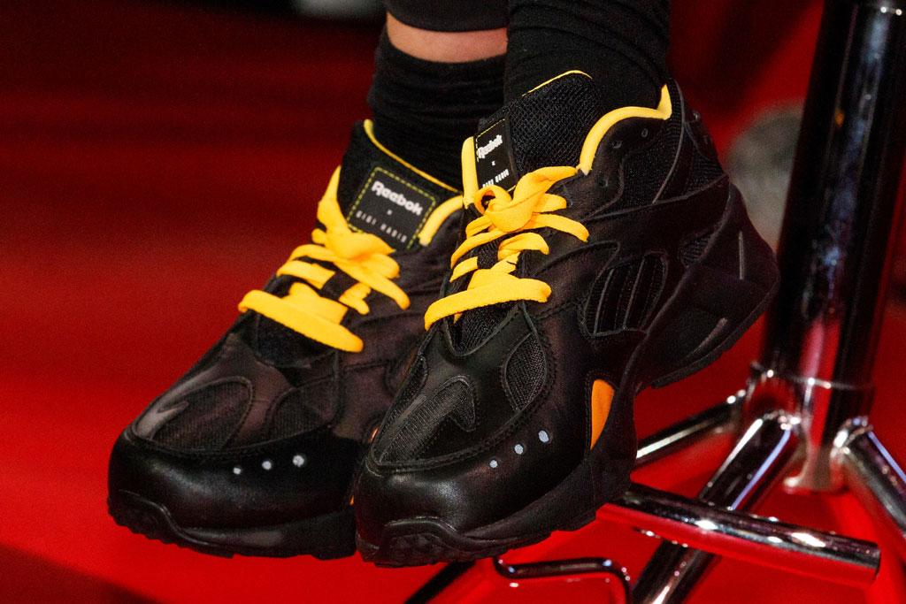 Gigi Hadid, Reebok, Gigi Hadid x Reebok, sneakers