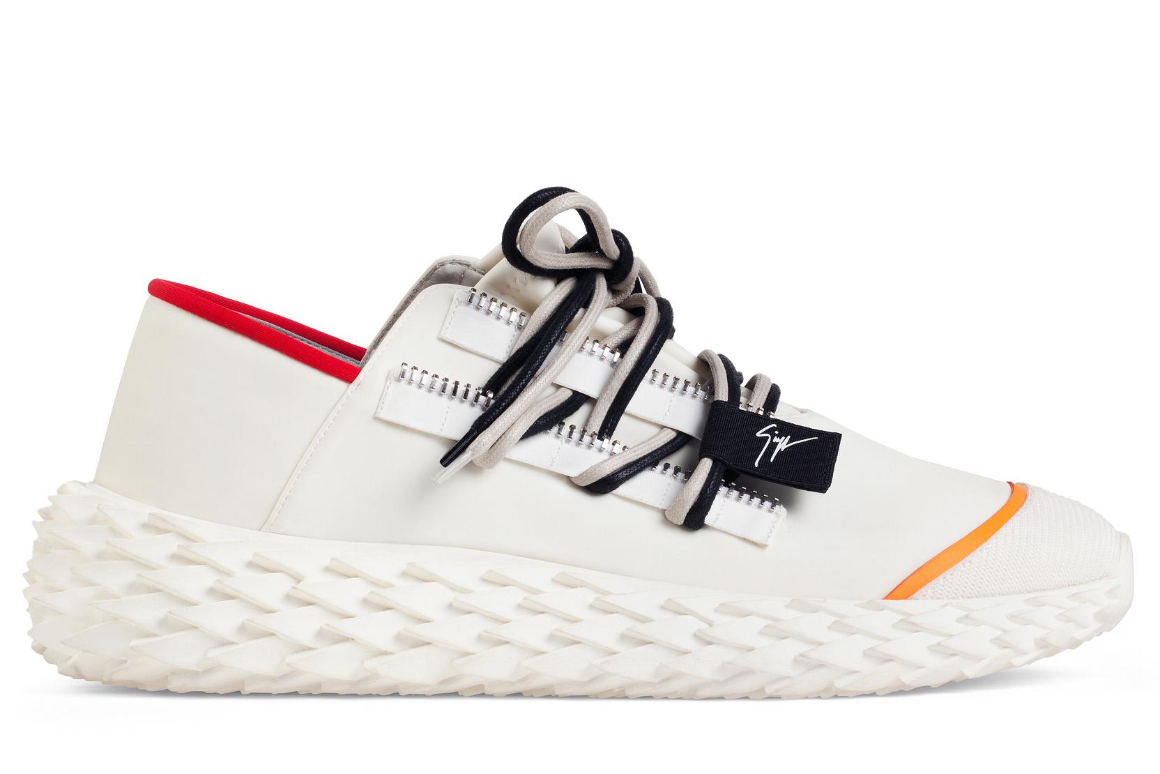 Giuseppe Zanotti's Urchin Sneakers