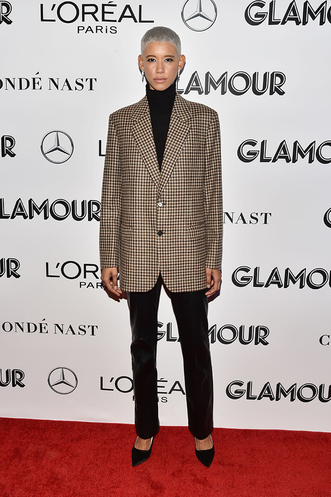 DiloneGlamour's 28th annual Women of the Year Awards, Arrivals, New York, USA - 12 Nov 2018