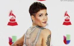 Halsey's 2018 Latin Grammy Awards Dress: