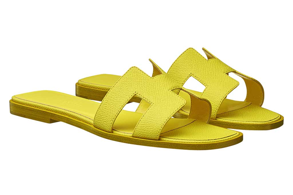 Pierre Hardy for Hermes, Oran sandal